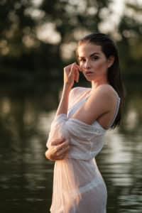 Wetlook photos of Tereza Bohuslavová