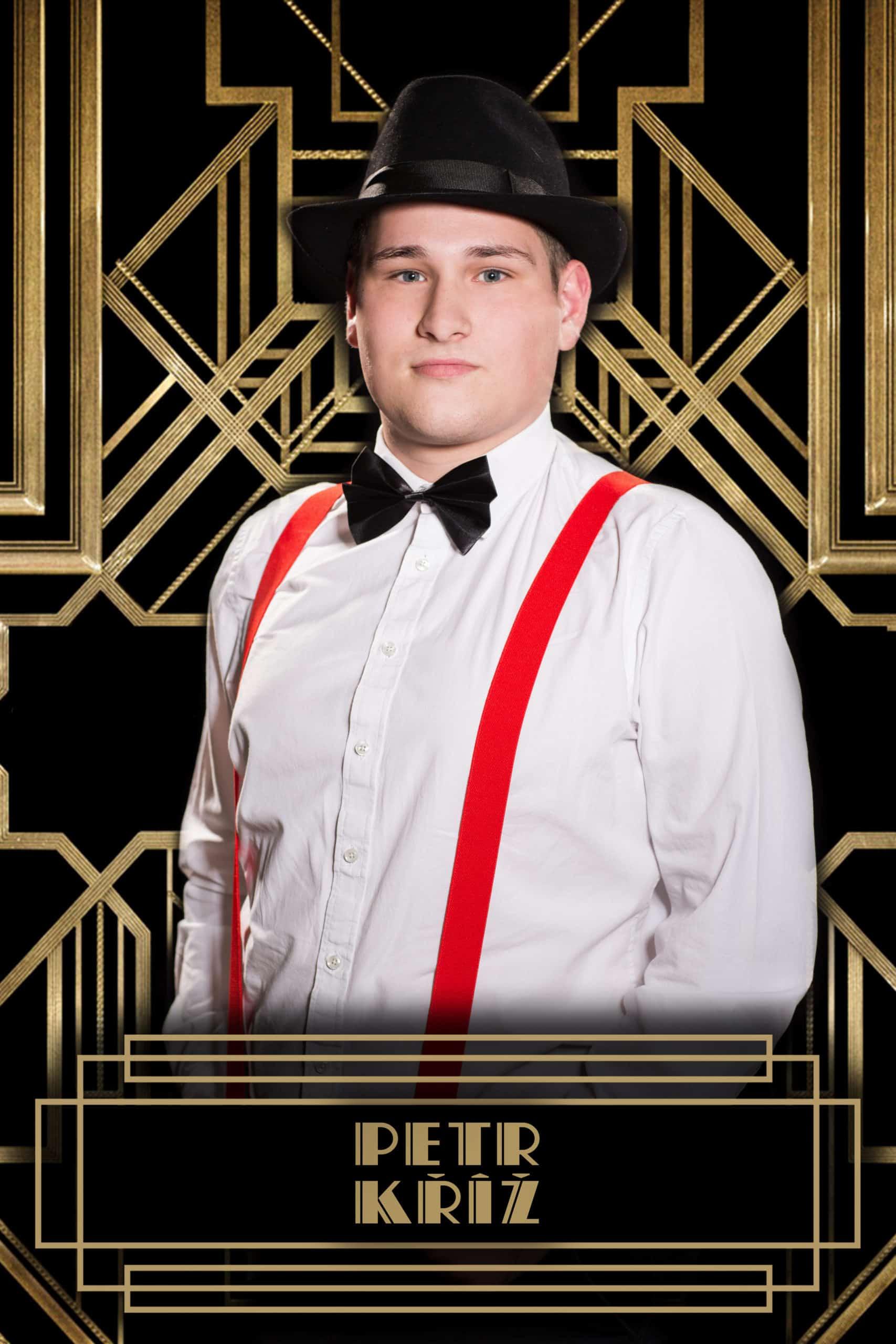 Maturitní tablo Velký Gatsby
